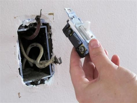 install  dimmer switch  tos diy