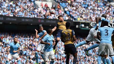 Man City 2 - 2 Arsenal - Match Report & Highlights
