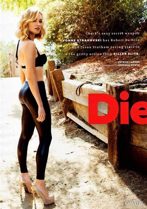 zachary levi bikini yvonne stahovski pe coperta maxim revista wow
