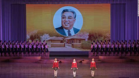 north korea puts   show  day   sun cnncom