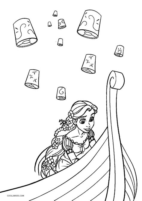 I know that we will be printing and coloring these beautiful pictures. Free Printable Tangled Coloring Pages For Kids   Cool2bKids
