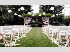 backyard ceremony ideas 28 images picture of amazing
