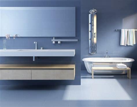 Moderne Badezimmer Blau by Blaue Fliesen F 252 Rs Badezimmer 25 Moderne Beispiele