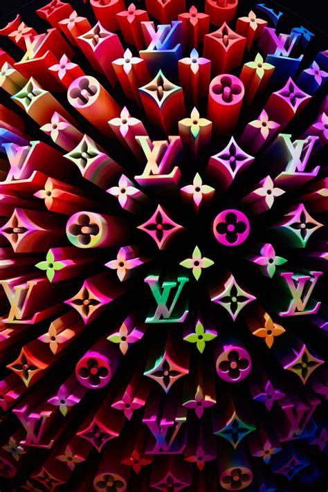louis vuitton monogram logo photo free pattern image on