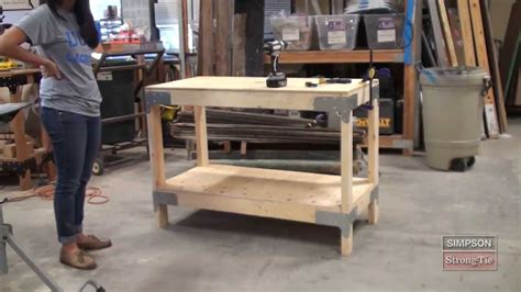 Work Bench Kits by Easy To Build Workbench Kit
