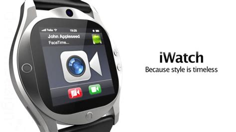 smartwatch that works with iphone rumor says apple and intel collaborating on a