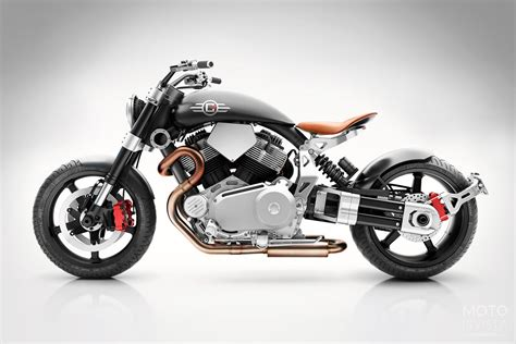 X132 Hellcat Speedster 2015 By Confederate Motorcycles
