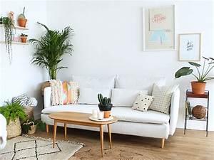 Un canape blanc il faut oser mademoiselle claudine le blog for Petit canapé convertible avec magasin tapis