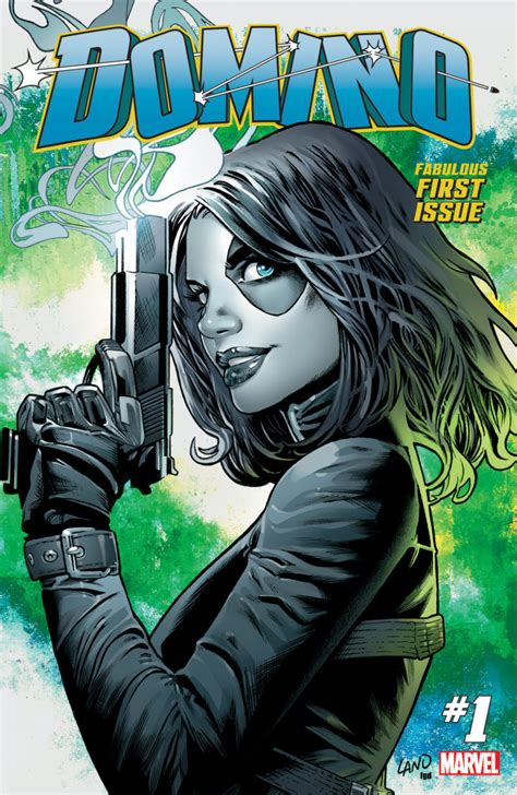 marvel rolls out domino comic by fan favorite writer ign