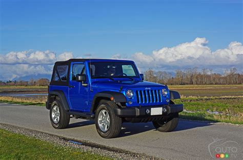 sport jeep 2016 2016 jeep wrangler sport s a surprisingly refined 4x4