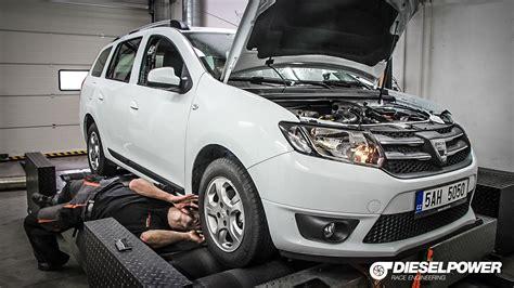 2016 Dacia Logan 0.9 Tce Gets Tuned, Makes 103 Hp On Lpg