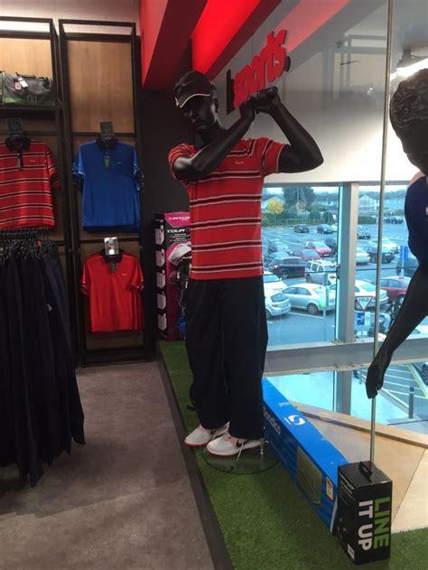 Sports Golfing Mannequins Male Golfer Mannequin Uk