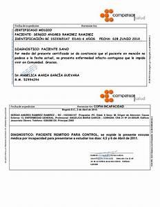 Certificado Medco Andresito