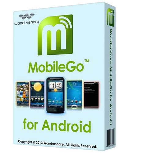 mobilego for android wondershare mobilego for android 3 3 0 230 ml portable by