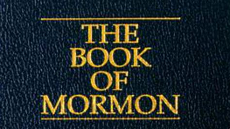 Learn More About The Book Of Mormon Another Testament Of