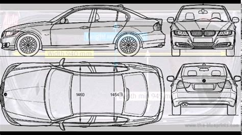 Length Of Bmw 3 Series