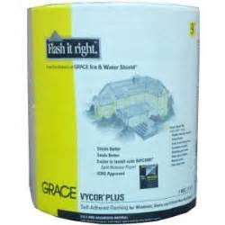 Vycor Deck Protector Home Depot by Grace Vycor Plus 9 In X 75 Ft Roll Fully Adhered
