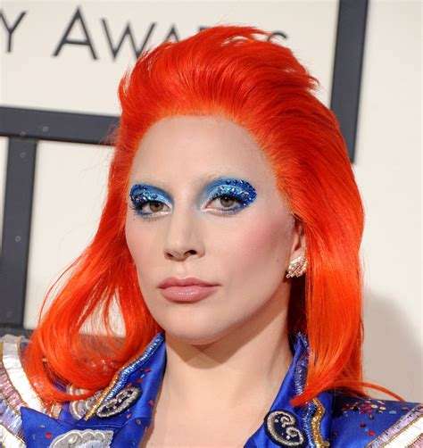 Lady Gaga – 2016 Grammy Awards in Los Angeles, CA
