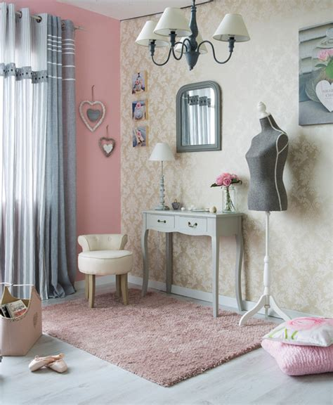 chambre shabby chic chambre shabby chic romantique chambre lille par