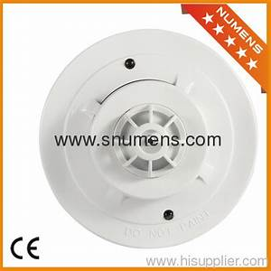 Led Indicator Output Conventional Smoke Detector From