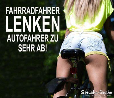 lustige sprueche bilder fahrrad fahren