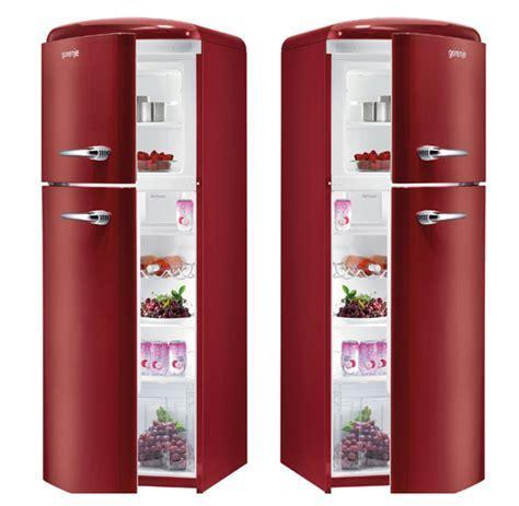 Gorenje, RF60309, Free Standing Retro Fridge Freezer
