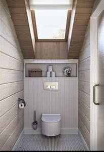 decoration toilettes appartement With salle de bain design avec objet décoratif poule coq