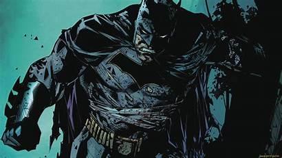 Batman Comic Comics Wallpapers Dark Superhero 1080