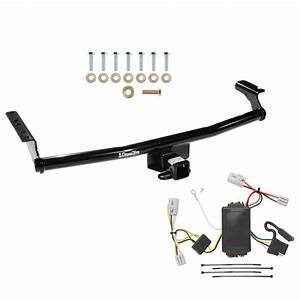 Trailer Tow Hitch For 01  Wiring