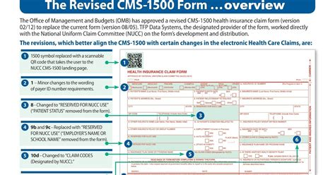 medicare 1500 form new hcfa form 2014 version 02 12 of cms 1500 for icd 10