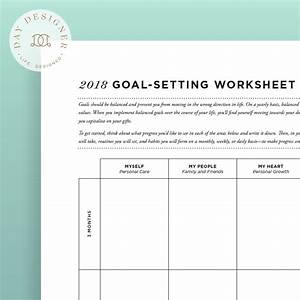 Wonderful Personal Goal Planner Template Gallery - Example ...