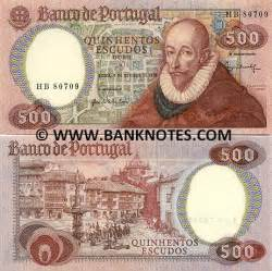 Portugal Money Currency