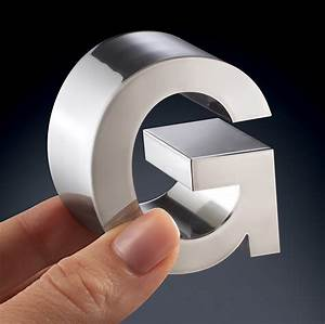 gemini announces new precision fabrication capabilities in With wholesale dimensional letters