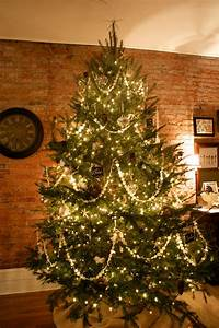 40, Christmas, Tree, Decorations, With, Garland