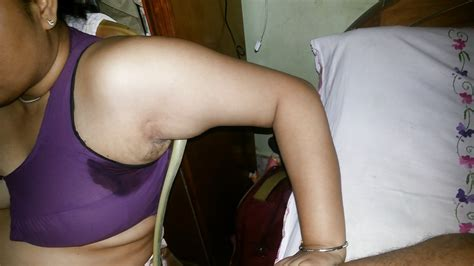 Hairy Sweaty Fleshy Smelly Armpit Of Pure Desi Aunty 4