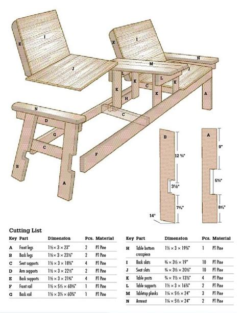 diy side by side patio chairs furniture