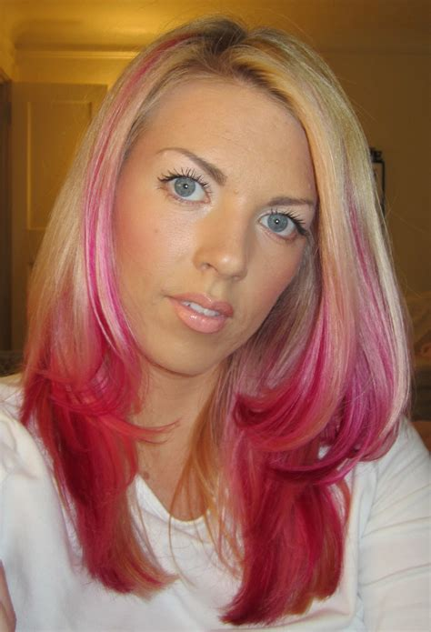 Hair Dye Hair by Sam Schuerman How To Dye Your Hair Pink