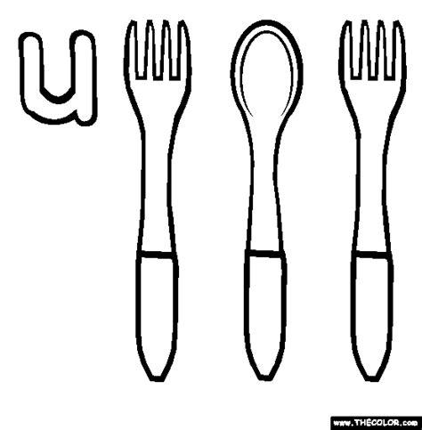 coloring pages  household utensils