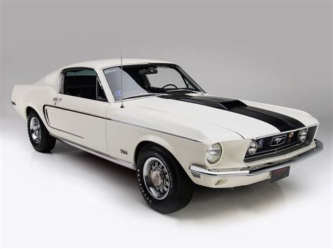 Mustang Cobra Jet 1968 by 1968 Ford Mustang Gt Cobra Jet For Sale