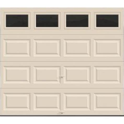 clopay 9x7 insulated garage door clopay premium series 8 ft x 7 ft 12 9 r value