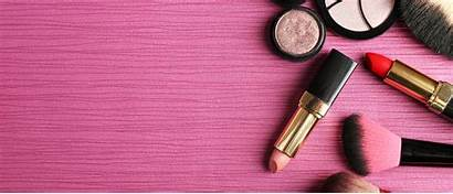Background Makeup Pink Cosmetic Beauty Lipstick Poster