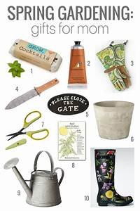 Spring gardening gifts for mom satori design for living for Best gifts for gardeners