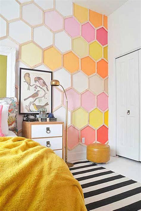 Wall art diy ideas • 10 easy tutorials that look legit • little gold pixel. Cool, Cheap but Cool DIY Wall Art Ideas for Your Walls