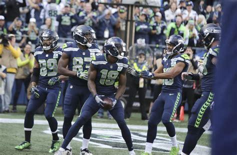 seahawks set  nfl standard  td celebrations