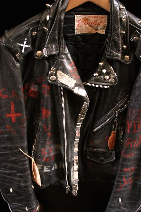 1970S ORIGINAL PUNK JACKET FROM OUR PRIVATE COLLECTION ...