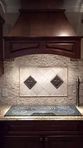 Kitchen backsplash fleur de lis backsplash our tile for Fleur de lis tile backsplash ceramic