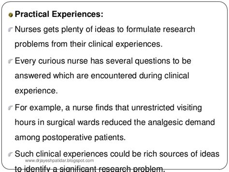 Examples Of Nursing Research Problem Statements Essay For Macbeth