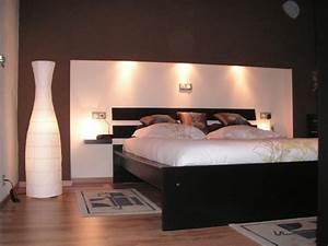 Chambre à Coucher Adulte : chambre coucher 6 photos kris ~ Teatrodelosmanantiales.com Idées de Décoration