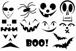 Visage Citrouille Halloween : activit cr ative la citrouille d halloween blog le roi du tablier ~ Nature-et-papiers.com Idées de Décoration