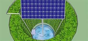 SOLAR POWERED VERTICAL AQUAPONICS SYSTEM - Off Grid World